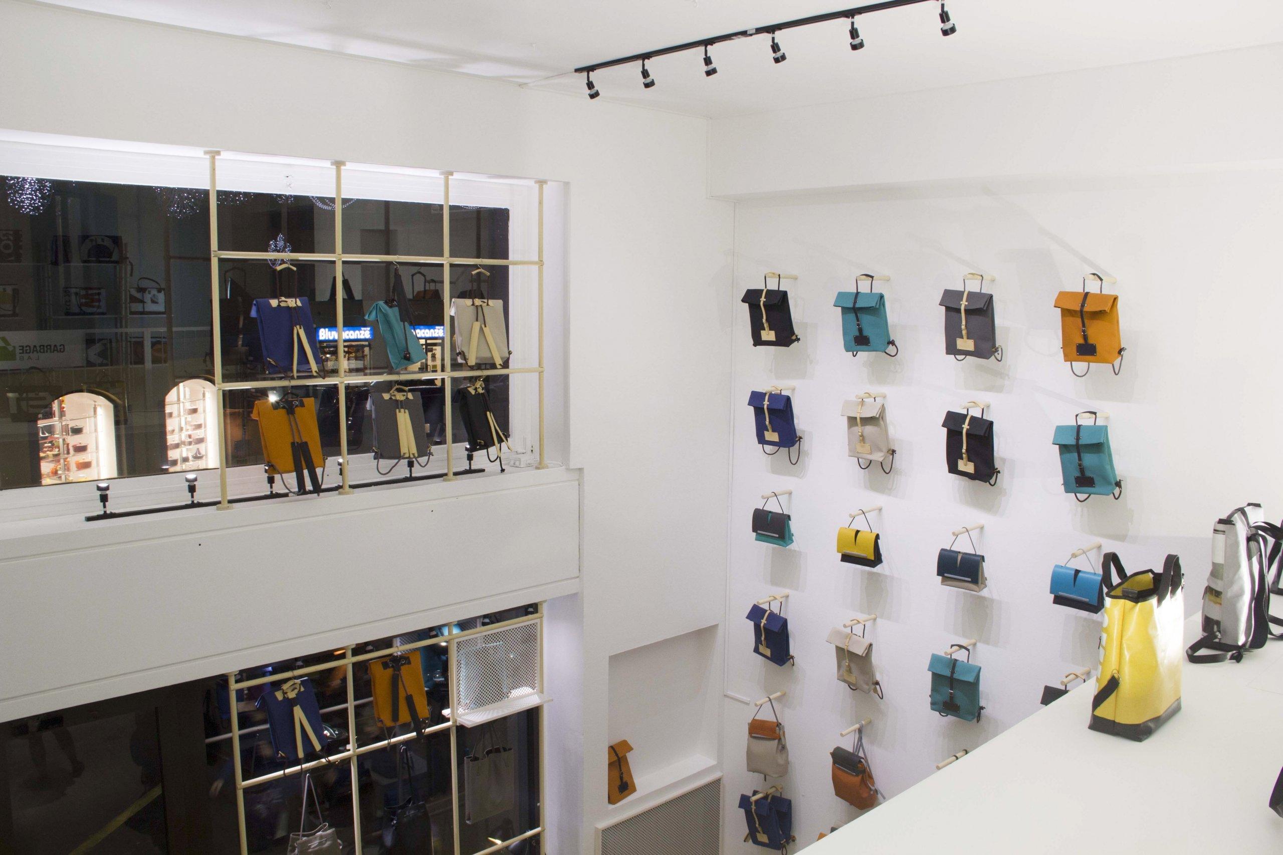 Youki Store - allestimenti Milano a l