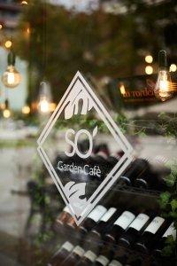 logo so garden cafe