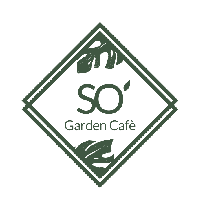 logo so garden brand identity lascia la scia